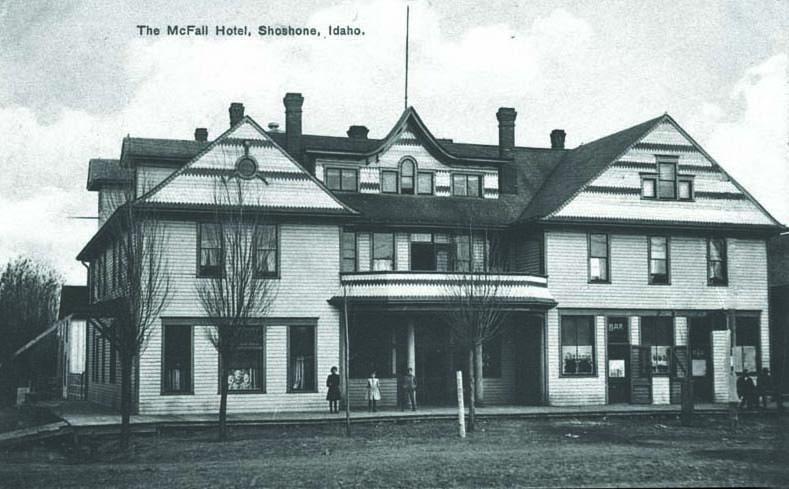 4-McFall-Hotel-Shoshone-early-1900s-