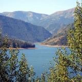 Detail, Palisades Reservoir