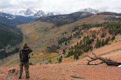 Hunting in Custer County, Idaho
