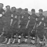 Carment Baseball Team, 1913