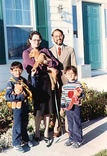 majumdar-family