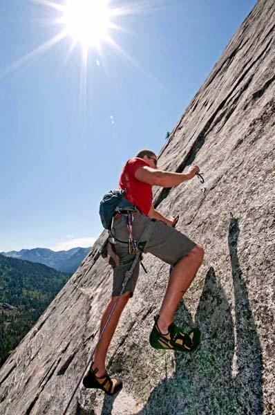 Weber climb