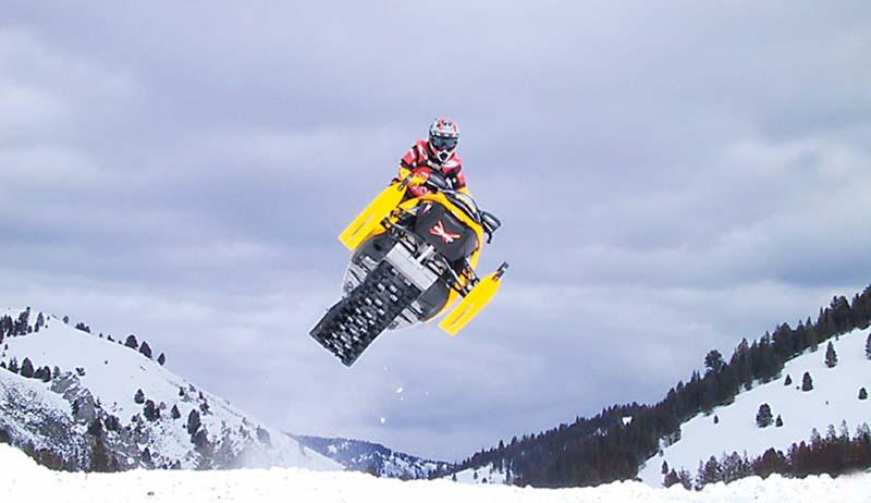 20-snowmobiler