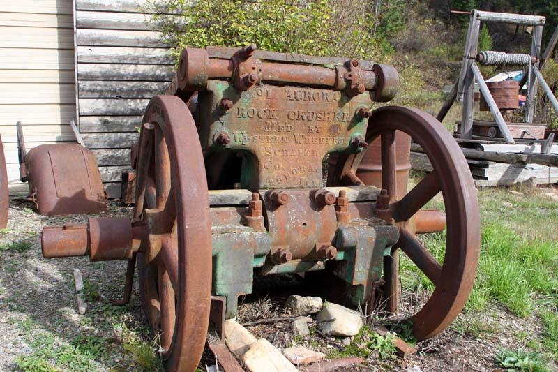 Mining Artifact in Murray