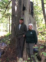 Kirk and Madeline David