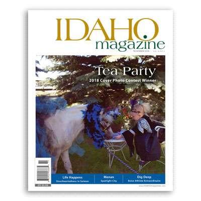 READ! | IDAHO magazine